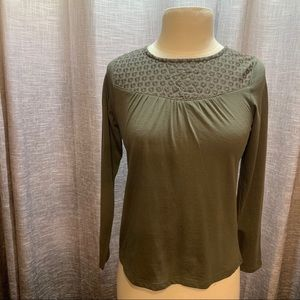 New with tags Dex long sleeved top